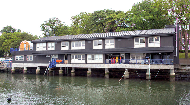 New York Harbor School Center Emphasizes Marine Sciences School