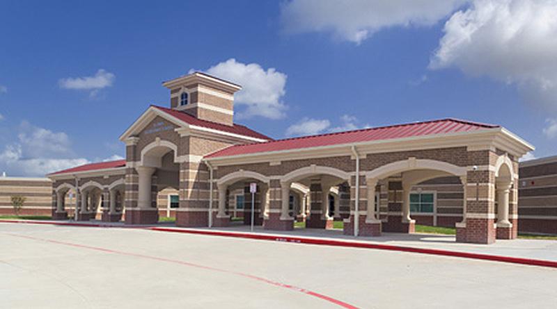 Alamo Elementary School in Baytown