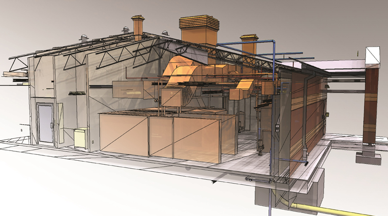 School Projects Save Time & Money with 5D Macro BIM
