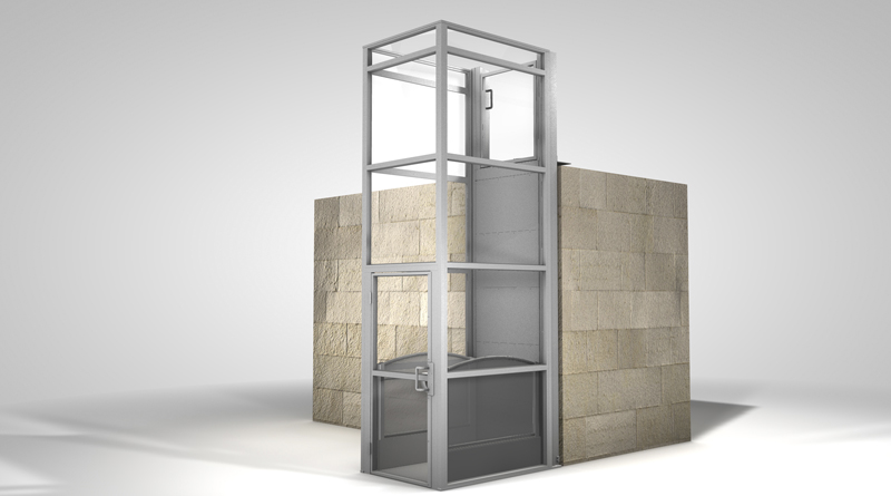 Quiet, Dignified Lifts for Schools and Universities