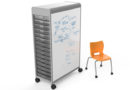 New Cascade Two-Sided Whiteboard Unit