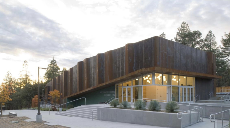 Idyllwild Arts Academy Hall Built to the Tune of Just $4.3 Million