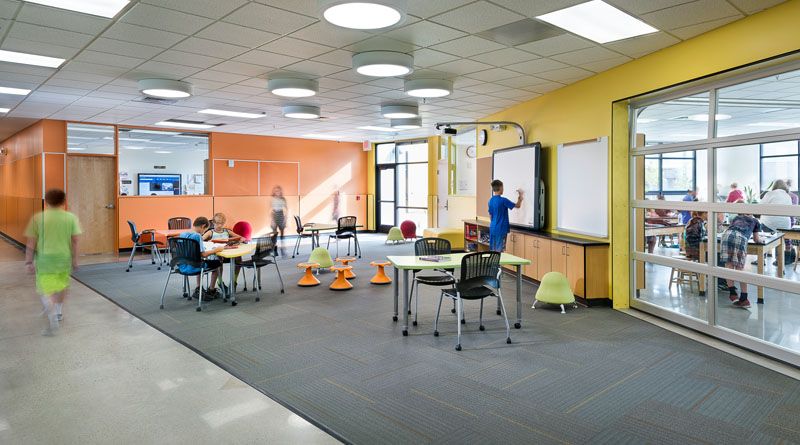Part II: Creating Flexible, Dynamic Classrooms and Shared Spaces