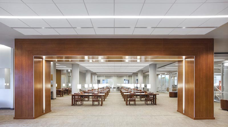 LaGuardia Community College Expands Library Space