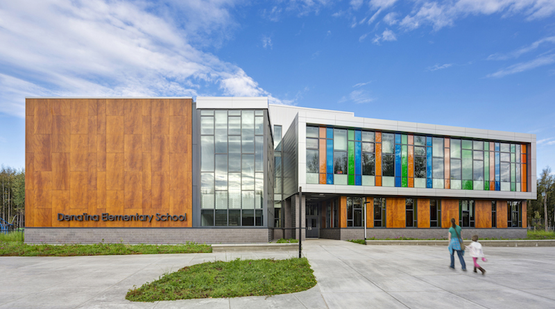 Facility of the Month: Dena'ina Elementary Emphasizes Daylighting