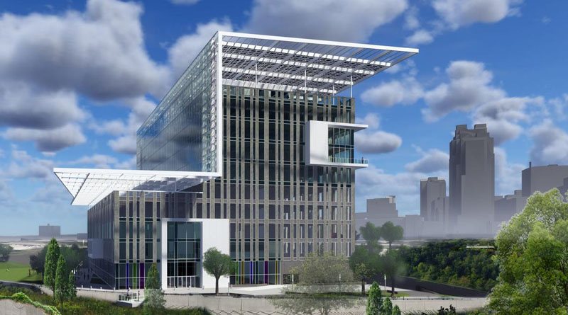 Exploris School to Be Nation's First Energy-Positive High-Rise