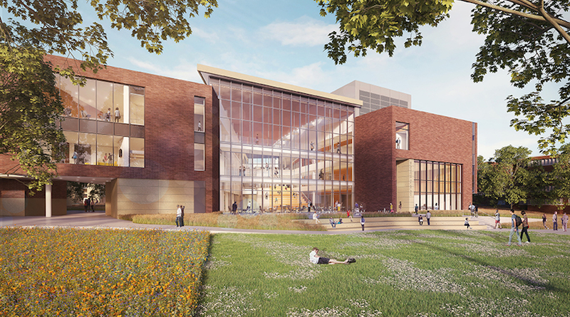 Broad Collage of Business Pavilion, Michigan State University, LMN Architects, FTCH, Clark Construction Company