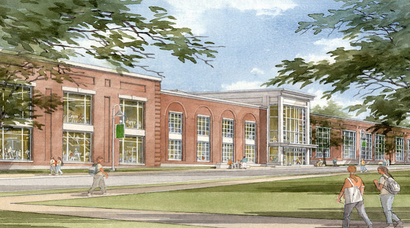 Babson College Breaks Ground on New Recreation & Athletics Center