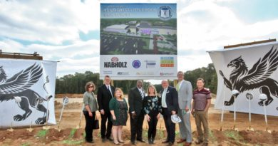 Little Rock School District Breaks Ground on New High School