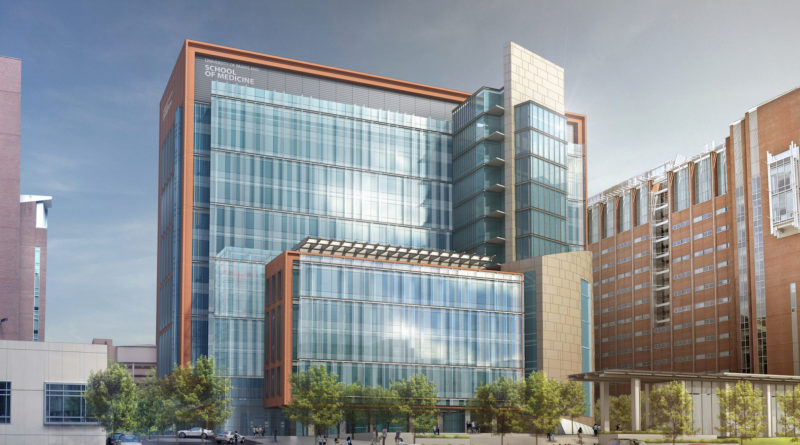 University of Maryland's New Health Sciences Facility Designed for LEED Gold