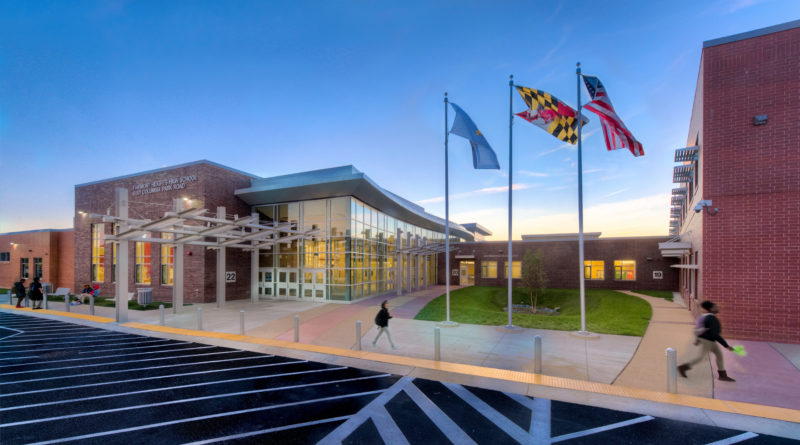 Fairmont Heights High School Pursues LEED Gold