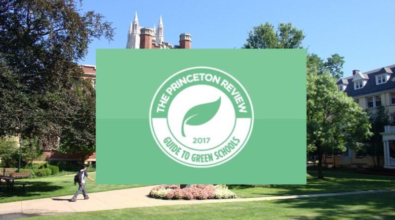 green-friendly college