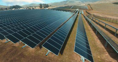 Cal Poly, solar farm