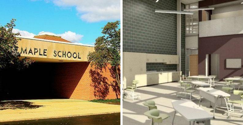 Maple School