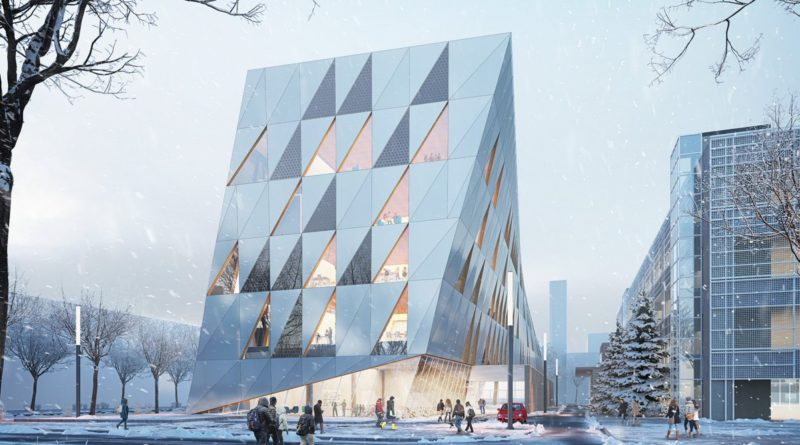 4638238c7b53 Perkins+Will to Design the New School of Continuing Studies at York  University