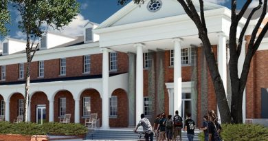 Historic Carlton Union Building