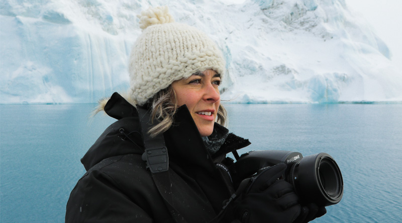 Renowned Climate Change Artist to Deliver Keynote at USGBC Conference