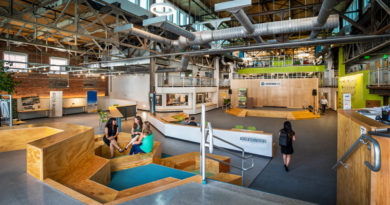 Greentown Labs Opens Global Center for Cleantech Innovation