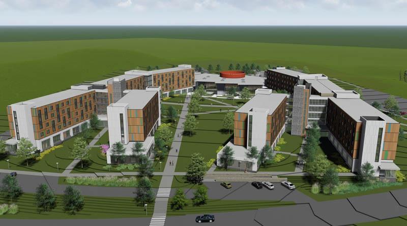 UMass Dartmouth Breaks Ground on $134 Million Complex