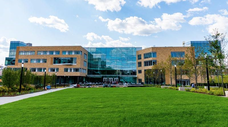 Carnegie Mellon University's Tepper Quad Earns LEED Gold Certification