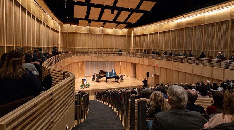 University of Nevada-Reno Unveils New Arts Building