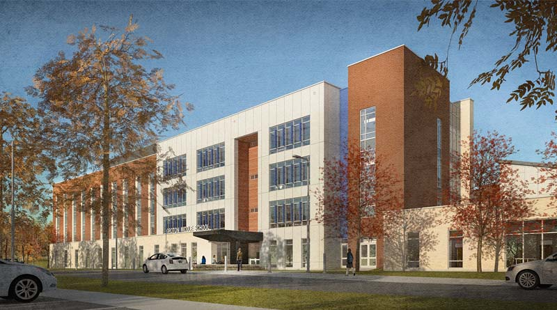 Groundbreaking Held for Connecticut Middle School