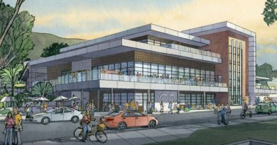 Cal Poly Starts Build on Cutting-Edge Dining Facility