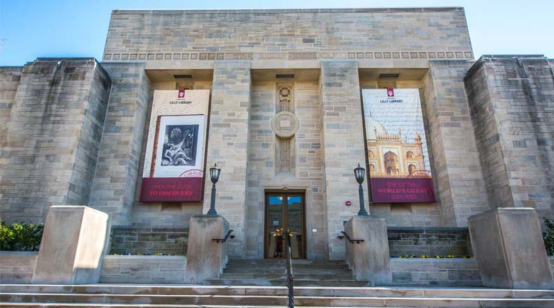 IU receives $10.9 million grant from Lilly Endowment