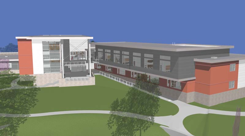 Tuskegee Airmen Global Academy Nears Completion