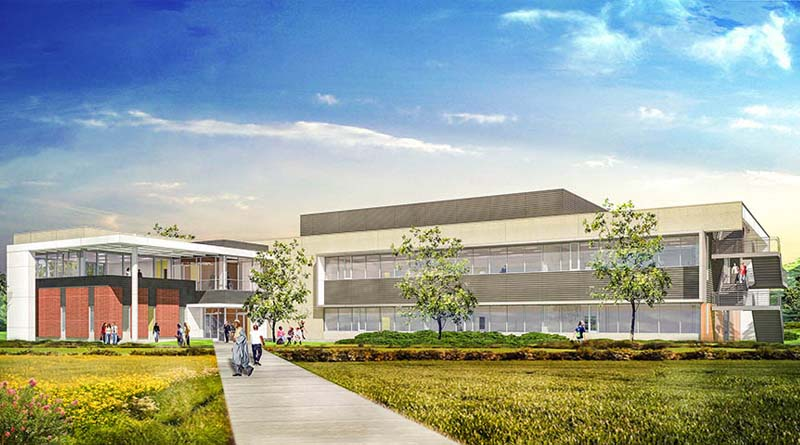 DLR Group Designs New Facility at Compton College