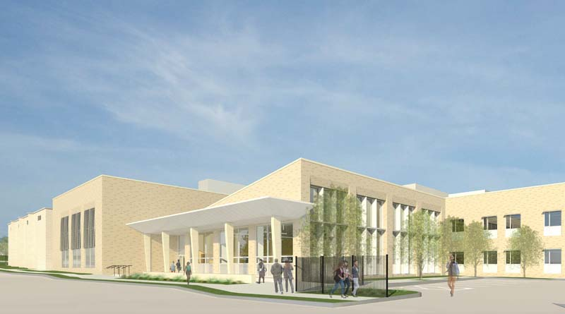 Major Revamp and Expansion Slated for New Jersey High School