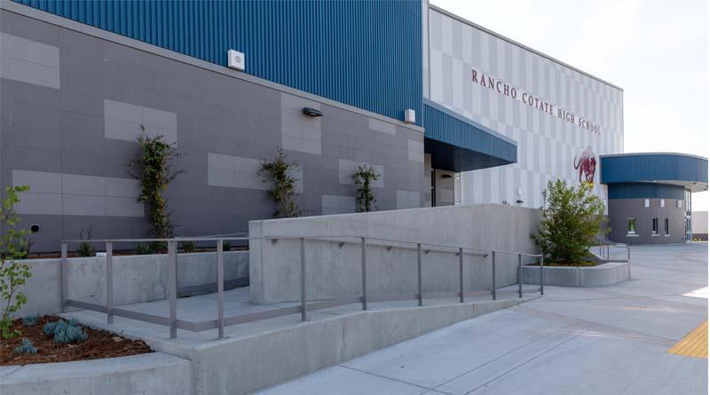 Rancho Cotate High School Debuts New TAG Building
