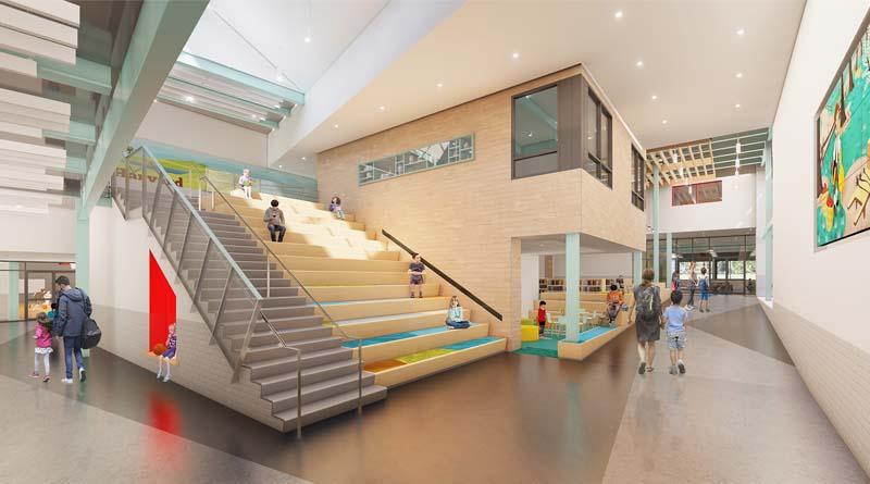 Innnovative Elementary School Breaks Ground in Harvard