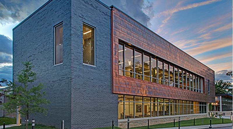 Maryland Private School Wraps Art Center Renovation