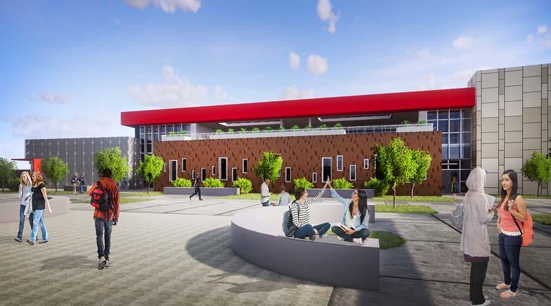 Sacramento High School Science Center on Target for 2020 Debut
