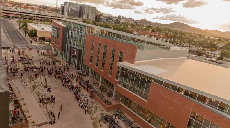 University of Arizona Unveils Unique New Honors Student Village