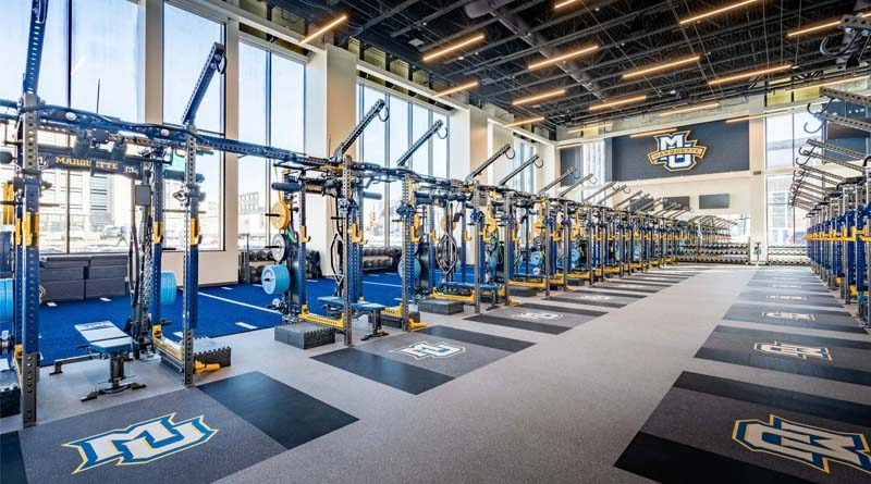 First Phase of Wisconsin Athletic Performance Research Center Now Open