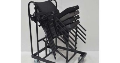 Stackable Theater Chair