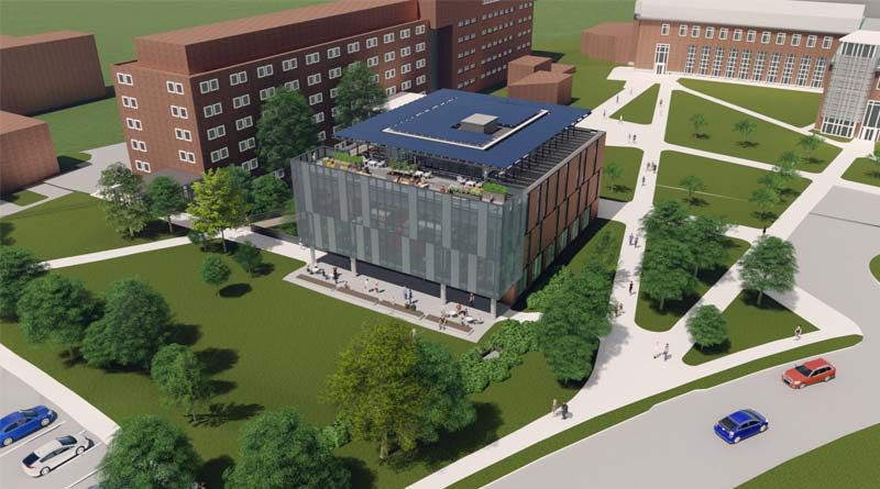 Dartmouth Renovation Project on Target for LEED Gold