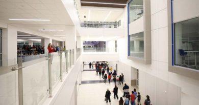 Unique New High School Debuts in Texas