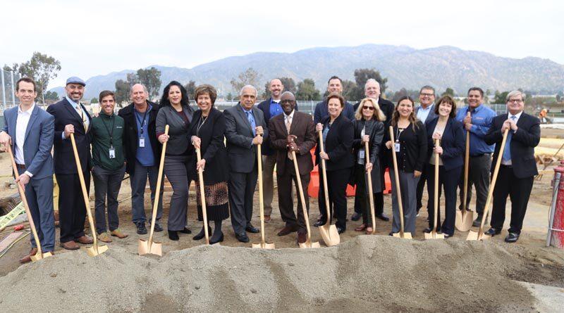 SoCal High School Breaks Ground on New Classroom Building