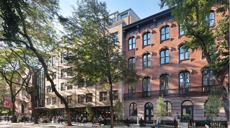 Historic New York School Undergoes Major Makeover