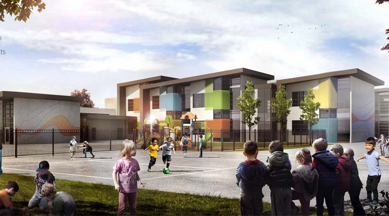 First New Elementary School for California City in a Decade