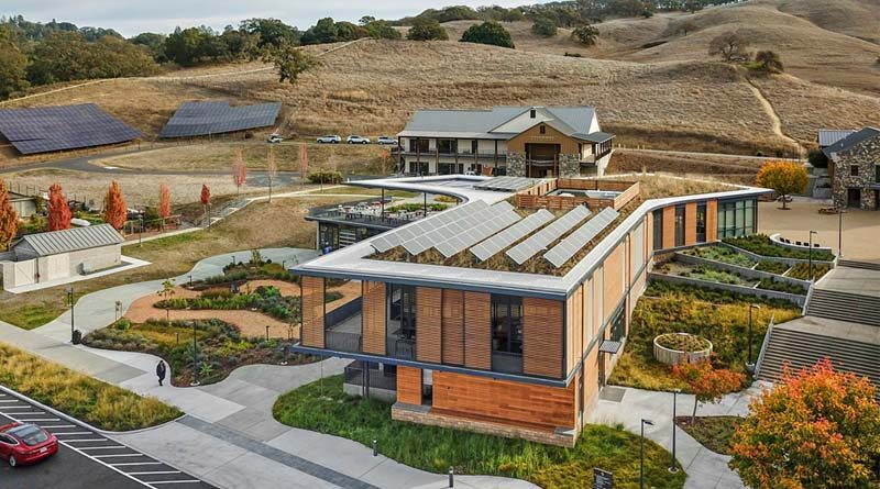California High School Project Achieves LEED Platinum