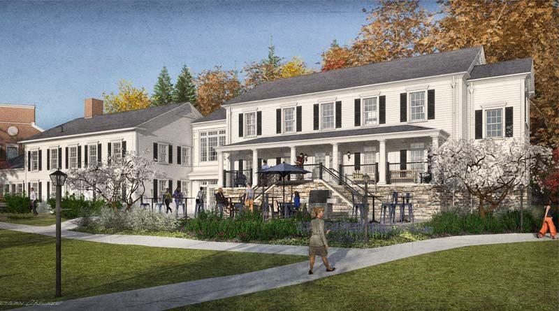 Historic Connecticut School Building Undergoes Revamp