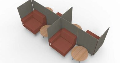 Modular Seating Collection