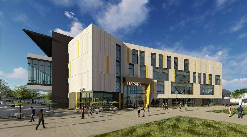 Chabot College Moves Ahead with Cutting-Edge Library Venue