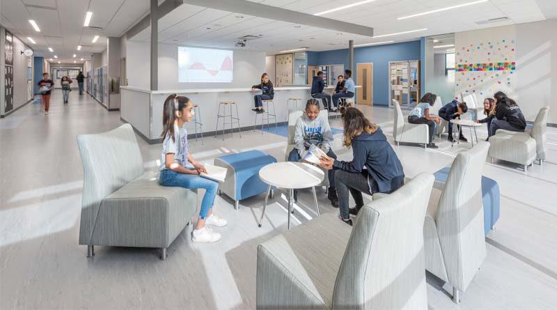 New Illinois Grade School Receives Design Award