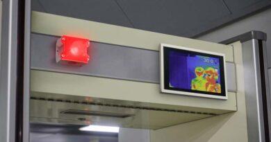 Visual Signal Alarm
