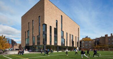 Chicago Day School Expansion Scores Design Awards